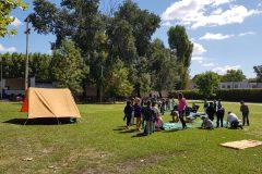 Campamento 3° grado TM 14