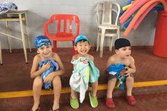 Clase abierta de natación (3)