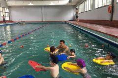 Clase abierta de natación (8)