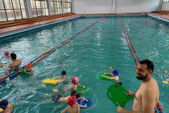 Clase abierta de natación (4)