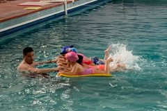 Clase abierta de natación (5)