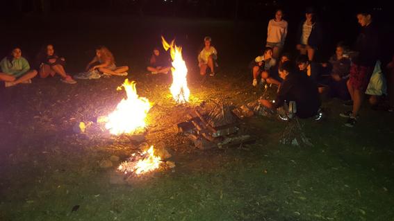 Campamento 6° grado
