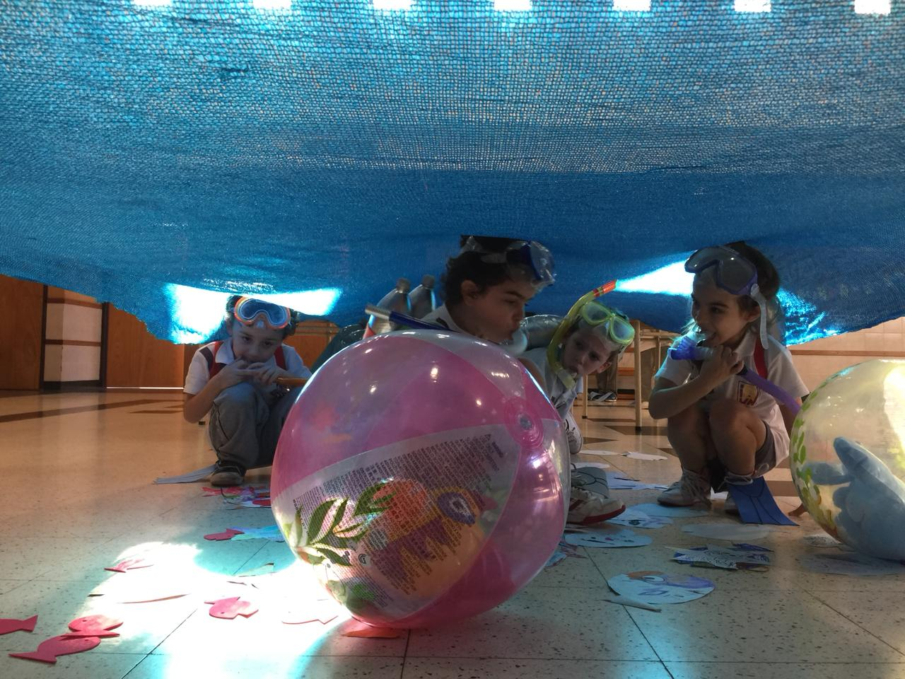 Campamento en Tandil