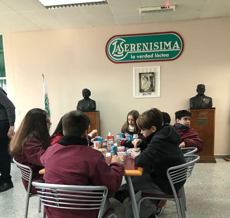Visita a la Serenísima