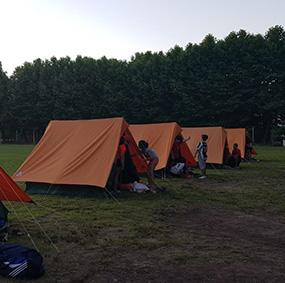 Campamento 4° grado turno mañana