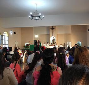 Misión en González Catán