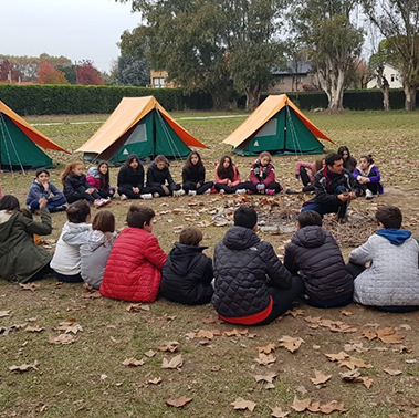 Campamento 7° grado A
