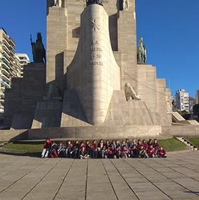 Viaje a Rosario