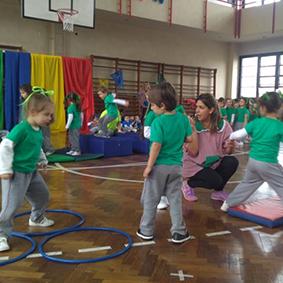 XIV Fiesta de Educación Física